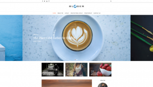 free premium travel blog wordpress theme