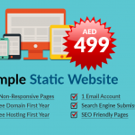 Web design Offer in Dubai