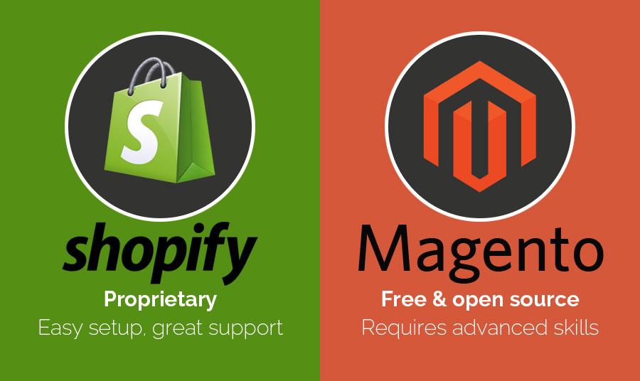 Shopify Magento Ecommerce Dubai