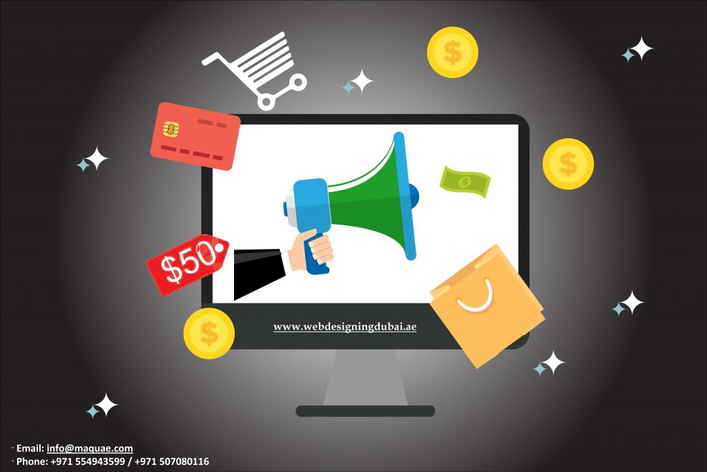 ecommerce website UAE
