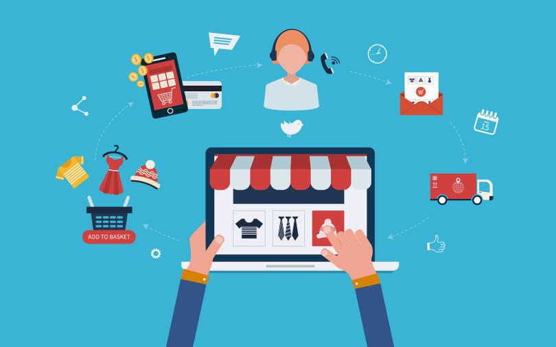 E Commerce in UAE - How to Start Shopping Business in Dubai
