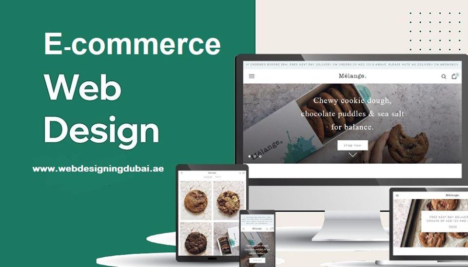 E-commerce website UAE