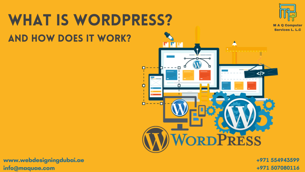 What is WordPress. And How does WordPress work.