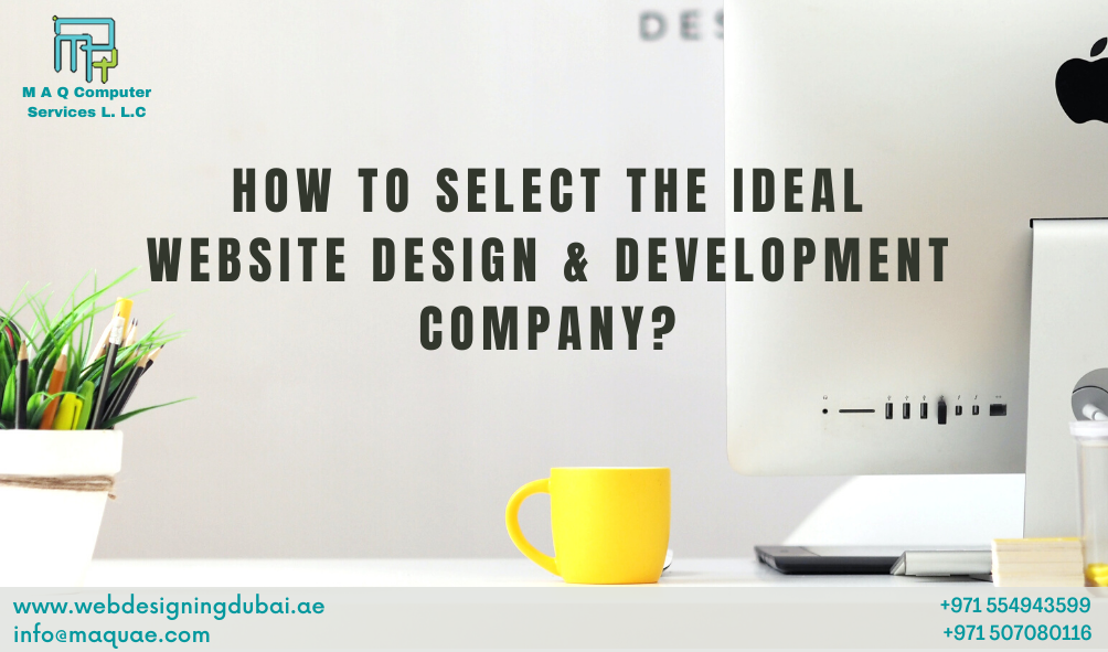 website development companies in Dubai