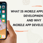 WHAT IS MOBILE APPLICATION DEVELOPMENT AND WHY MOBILE APP DEVELOPMENT?