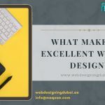 What Makes An Excellent Website Design?